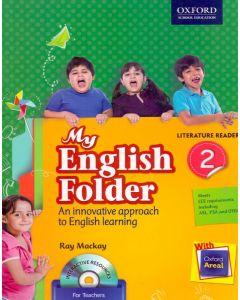 My English Folder Literature Reader Class - 2