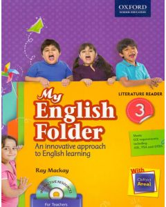My English Folder Literature Reader Class - 3