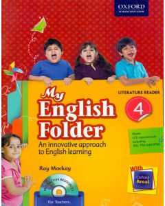 My English Folder Literature Reader Class - 4