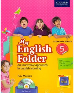 My English Folder Literature Reader Class - 5