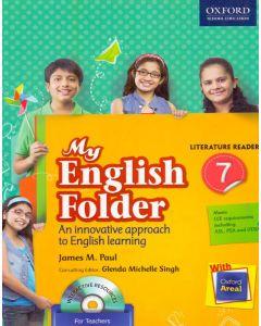 My English Folder Literature Reader Class - 6