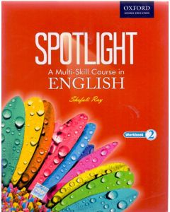 Spotlight A Multi-Skill Course in English Work Book Class - 2