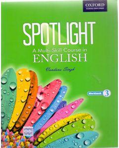 Spotlight A Multi-Skill Course in English Work Book Class - 3