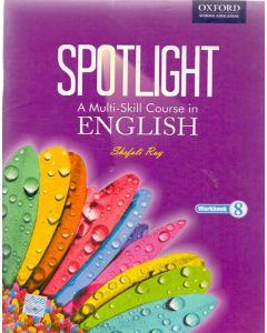Spotlight A Multi-Skill Course in English Work Book Class - 8