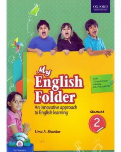 My English Folder Grammar Class - 2