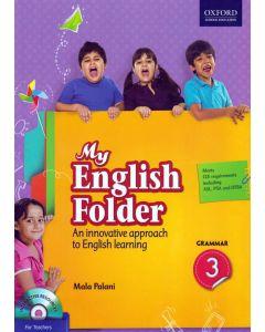 My English Folder Grammar Class - 3