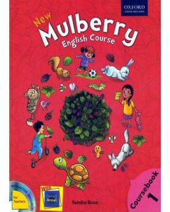 New Mulberry English Course Book Class - 1