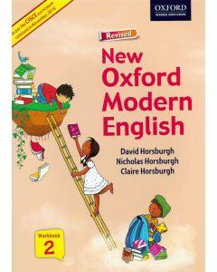 ICSE New Oxford Modern English Work Book - 2