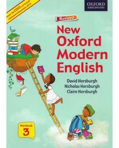 ICSE New Oxford Modern English Work Book - 3
