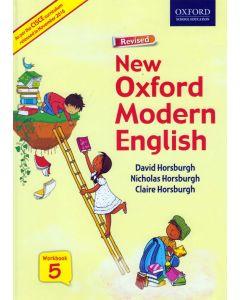 ICSE New Oxford Modern English Work Book - 5