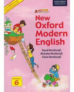 ICSE New Oxford Modern English Work Book - 6