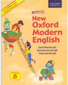 ICSE New Oxford Modern English Work Book - 8