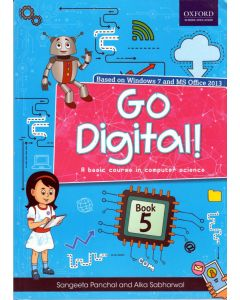 Go Digital Class - 4