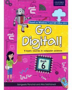 Go Digital Class - 6