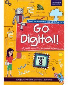Go Digital Class - 8