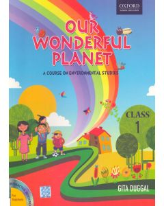 Our Wonderful Planet Class - 1