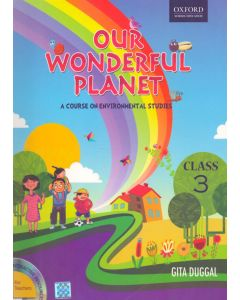 Our Wonderful Planet Class - 3