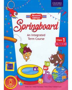 Springboard An Integrated Term Course Class 1 Term 3