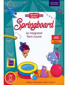 Springboard An Integrated Term Course LKG Term 2