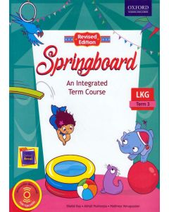 Springboard An Integrated Term Course LKG Term 3