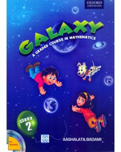 Galaxy A Graded Course in Mathematics Class - 2
