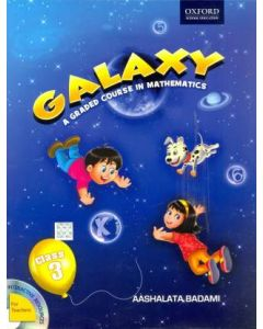 Galaxy A Graded Course in Mathematics Class - 3