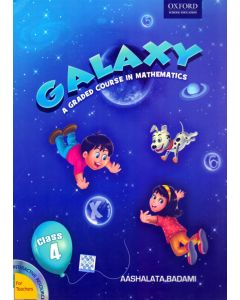 Galaxy A Graded Course in Mathematics Class - 4