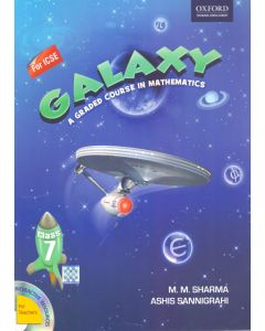 Galaxy A Graded Course in Mathematics ICSE Class - 7