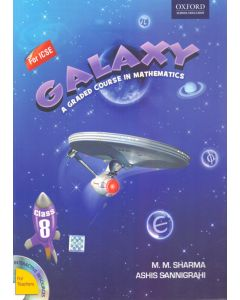 Galaxy A Graded Course in Mathematics ICSE Class - 8