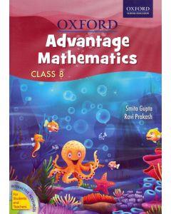 Advantage Mathematics Class - 8