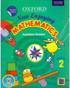 New Enjoying Mathematics Class - 2
