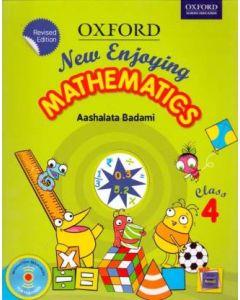 New Enjoying Mathematics Class - 4