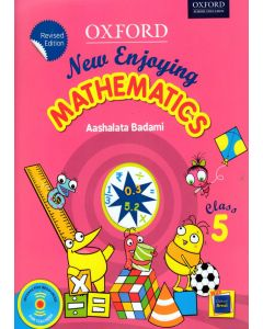 New Enjoying Mathematics Class - 5