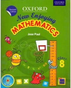 New Enjoying Mathematics Class - 8