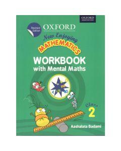New Enjoying Mathematics Work Book with Mental Maths Class - 2