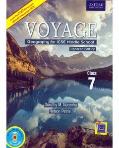 ICSE Voyaga Geography Class - 7