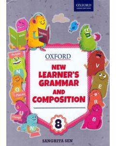 New Learner's Grammar and Composition Class - 8