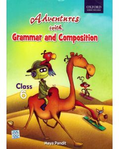 Adventures with Grammar and Composition Class - 6