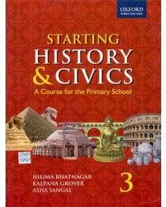Starting History & Civics Class - 3