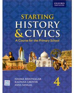Starting History & Civics Class - 4