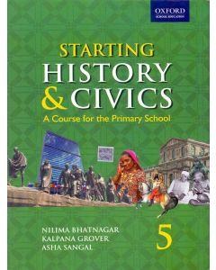 Starting History & Civics Class - 5