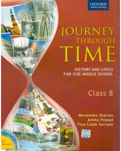 Journey Through Time History And Civics Class - 8