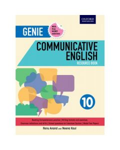 Genie Communicative English Resource Book 10