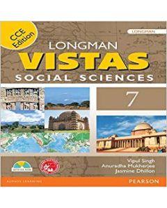 Longman Vistas: Social Studies