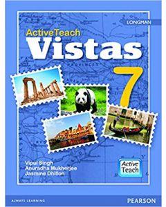 Active Teach: Longman Vistas - Social Studies