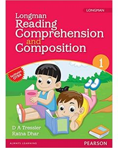 Develop Reading and Writing Skills of Kids, Longman Reading Comprehension and Composition Book, 6 - 7 Years