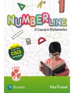 Number Line A Course in Mathematics - 1