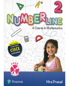 Number Line A Course in Mathematics - 2