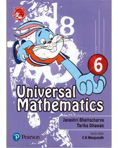 Universal Mathematics Class - 6