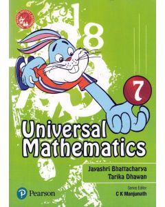 Universal Mathematics Class - 7